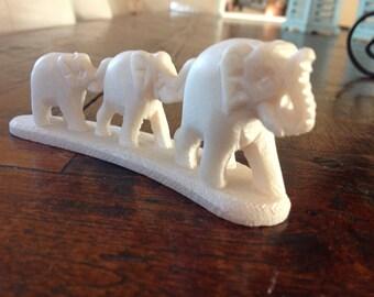 Onyx white elephant