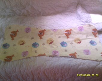 baby burp cloth