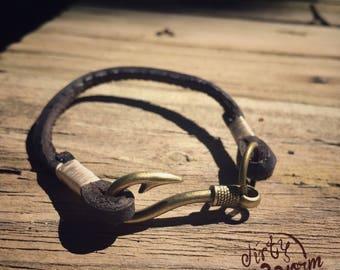 Fish Hook (Thin band)