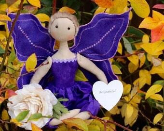 Doll, Fairy, Spiritual, Children, Unique gifts, Healing, Chakras, Birthday gifts, Christmas gifts