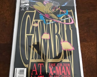 Gambit #1 Comic