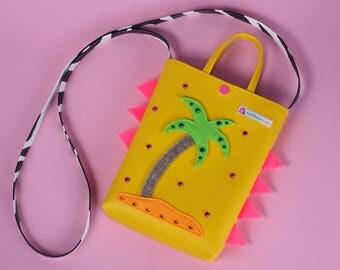 small handbag shoulder bag Palm Island Beach