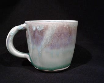 Green and Purple Mug