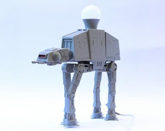 Lámpara Led Star Wars AT-AT Led Lamp