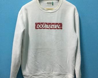 Rare!! Vintage!! Doublesteal Japanese Brand!! Streetwear!! Swagger!! Hypebeast!! Designer!!