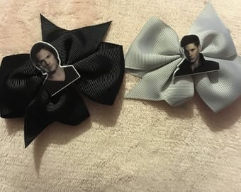 Supernatural hair clips