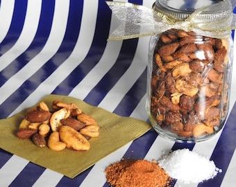 Luxe Cajun Mixed Nuts (16oz)