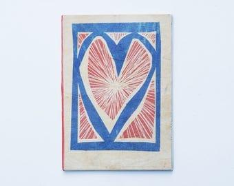 Ema Greetings Card - Radiant Heart