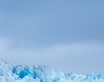 Tip of the Glacier Double Print - Digital Download