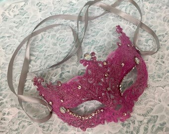 Masquerade Costume, Halloween Costume, Masquerade Mask, Carnival Costume, Fancy Mask, Eye Mask, Metal Mask, Costume Party