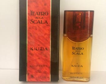 Teatro Alla Scala by Krizia eau de toilette spray 0.85oz for Women