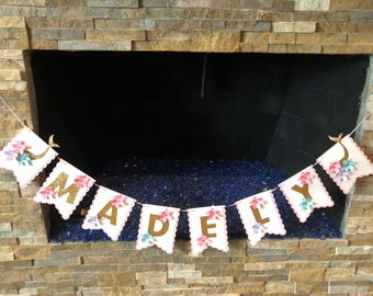 Personalized - Mermaid's Banner