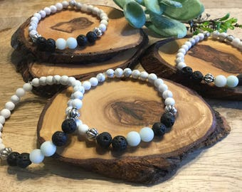 Essential Oil Stretch Bracelet