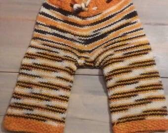 small wool longies