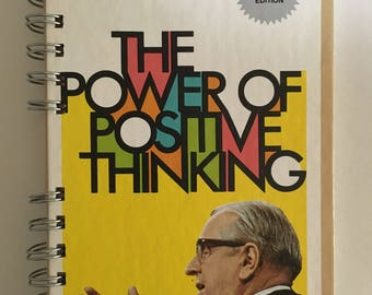 The Power of Positive Thinking- Book Journal