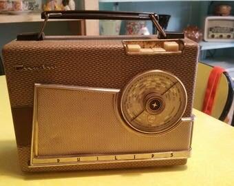 Portable radio Philips