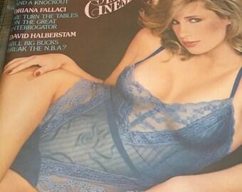 November 1981 Playboy Magazine