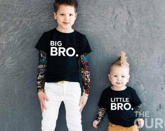 Brother shirts big brother little brother shirt big brother little brother outfits brother shirts funny big bro little bro shirts big bro