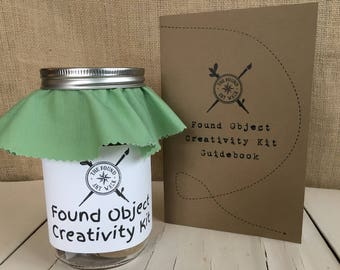 Found Object Creativity Kit