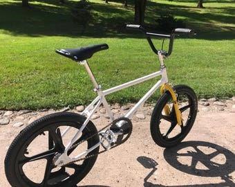 Unique vintage BMX fixed gear- SOLD