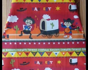 "Apron ""Vive Mexico"" ideal for nursery school"