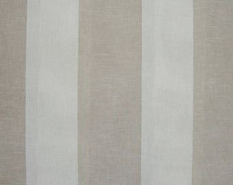 sheer, striped, 300cm wide