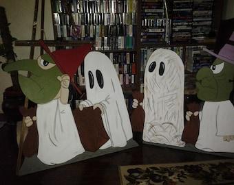 Peanuts trick or treat Halloween 36 in