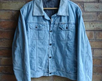 Diesel light denim jacket