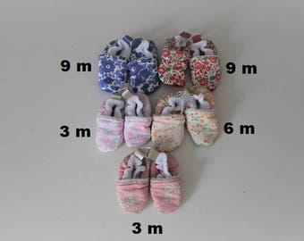 Kids slippers liberty