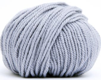 Wool Buttercup - TRADITION - grey flannel color 0208