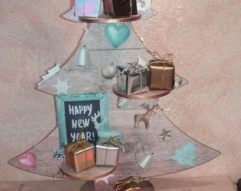 MDF Christmas tree - Christmas Nordic