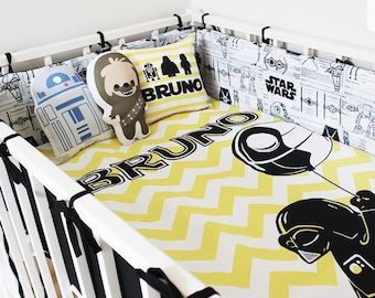 Star Wars Inspired Bedding