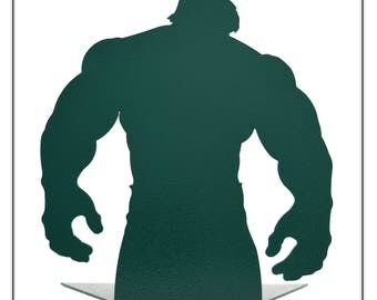 Hulk Inspired Statue/Bookend