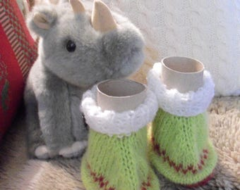 Baby booties booties for baby from birth to 3 months