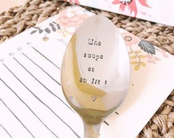 Personalized spoon - engraved spoon