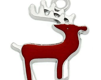 1 charm rene Christmas 23 x 20 mm within 15 days