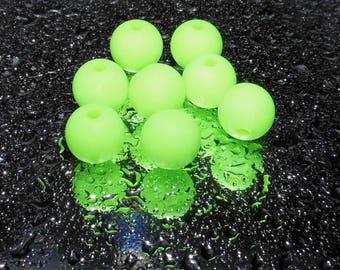 POLARIS (ppvc703) Green 10MM beads