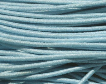Skein 19 m - 5 wires 3.80 m elastic fabric 1 mm blue 4558550004291