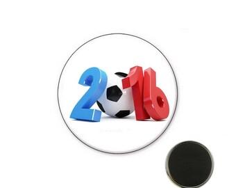 Euro 2016 magnet Magnet 32 mm