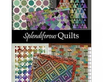 Splendiferous Quilts by Jason Yenter