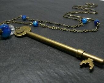 My secret key necklace