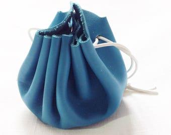 Genuine leather wallet purse
