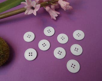 9 buttons and white 20mm