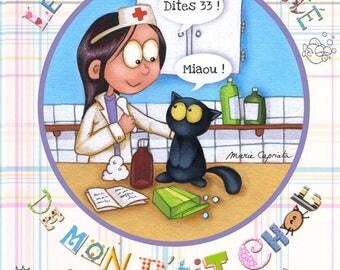 ORIGINAL: health for cats book