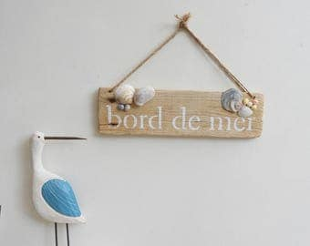 Driftwood - decor seaside wall decoration