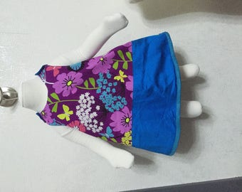 Pinafore dress size 6 months