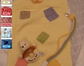 """Blanket"" mixed baby"