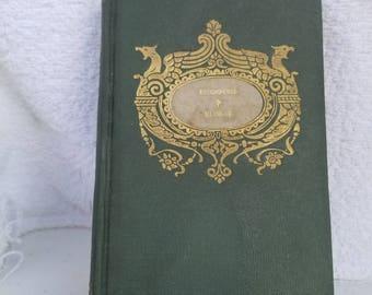 George Klingle Recompense Antique Vintage Books of Art