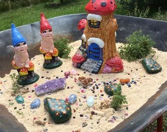 Crystal Gnome Garden