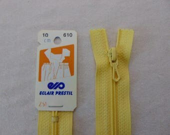 Zip yellow nylon straw (Z51 - 610)